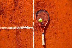 Tenniseväljakute broneerimissüsteem