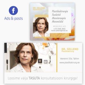 Facebook posts design